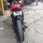 Benelli TNT 300 Ducati lookalike taillamp