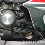 Benelli Tornado 302 engine at Thai Motor Expo