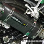 Benelli Tornado 302 exhaust at Thai Motor Expo