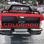 Chevrolet Colorado Z71 rear at 2016 Thai Motor Expo
