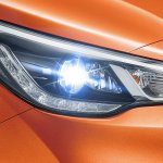 Chinese-spec 2017 Hyundai Verna headlamp
