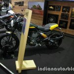 Ducati Scrambler Full Throttle side left at Thai Motor Expo