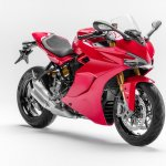 Ducati SuperSport front three quarter