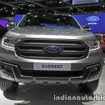 Ford Everest (Endeavour) Custom front at the Thai Motor Expo Live