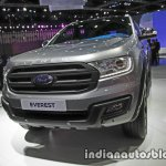 Ford Everest (Endeavour) Custom front quarter at the Thai Motor Expo Live