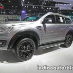 Ford Everest (Endeavour) Custom front three quarter at the Thai Motor Expo Live