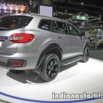 Ford Everest (Endeavour) Custom rear quarter at the Thai Motor Expo Live