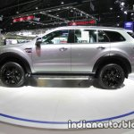 Ford Everest (Endeavour) Custom side at the Thai Motor Expo Live
