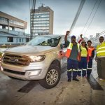 Ford Everest sub-Saharan Export commences from South Africa