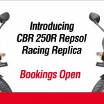 Honda CBR 250R Repsol Racing Replica Limited Edition