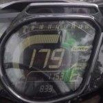 Honda CBR250RR top speed