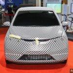 Honda Jazz Hybrid i-DCD at MIECC front