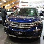 Honda Pilot at 2016 Bogota Auto Show