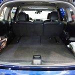Honda Pilot boot at 2016 Bogota Auto Show