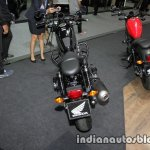 Honda Rebel 500 2016 Thai Motor Expo black rear