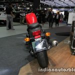 Honda Rebel 500 red rear at Thai Motor Expo