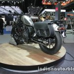 Honda Rebel 500 rgrey rear three quarter at Thai Motor Expo