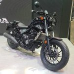 Honda Rebel 500 at Thai Expo