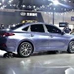 Hyundai Celesta sedan side China