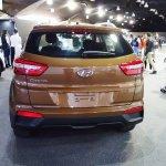 Hyundai Creta rear at 2016 Bogota Auto Show