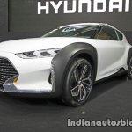 Hyundai Enduro concept front three quarters left side at 2016 Thai Motor Expo
