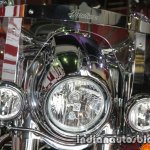 Indian Springfield headlamp