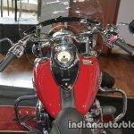 Indian Springfield instrumentation