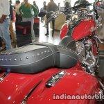 Indian Springfield pillion seat