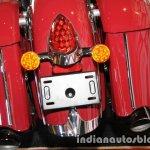 Indian Springfield taillamp