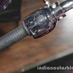 Indian Springfiled left handlebar