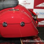 Indian Springfield saddlebag