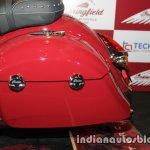 Indian Springfield saddlebag