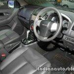Isuzu MU-X interior at 2016 Thai Motor Expo