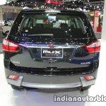 Isuzu MU-X rear at 2016 Thai Motor Expo