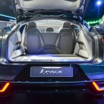 Jaguar i-Pace concept boot volume live image