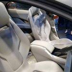 Jaguar i-Pace seat concept live image