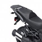 Kawasaki Versys 1000LT 2017 rear seat
