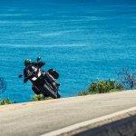 Kawasaki Versys 1000LT motion lean