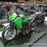 Kawasaki Versys X300 front three quarter at Thai Motor Expo