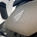 Limited Edition Honda EX5 Dream Fi chrome badging