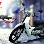 Limited Edition Honda EX5 Dream Fi front three quarter
