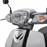 Limited Edition Honda EX5 Dream Fi headlamp
