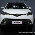 MG GS front at the Thai Motor Expo Live