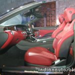 Mercedes S Class Cabriolet front cabin launched