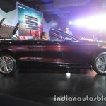 Mercedes S Class Cabriolet side launched