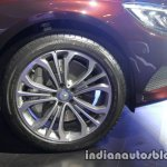 Mercedes S Class Cabriolet wheel launched