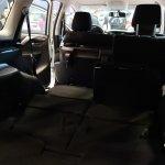 Mitsubishi Montero Sport seats at 2016 Bogota Auto Show