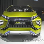 Mitsubishi XM Concept front at the Thai Motor Expo
