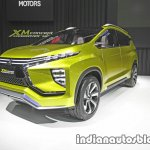 Mitsubishi XM Concept front quarter at the Thai Motor Expo