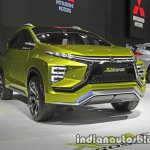 Mitsubishi XM Concept headlamp grille at the Thai Motor Expo